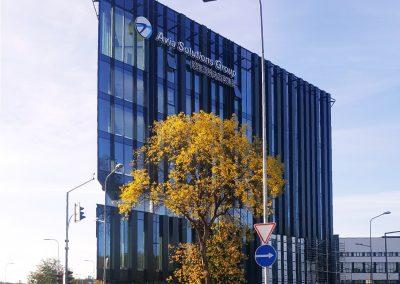 AVIA SOLUTION -fasadas-headquarter-vilnius